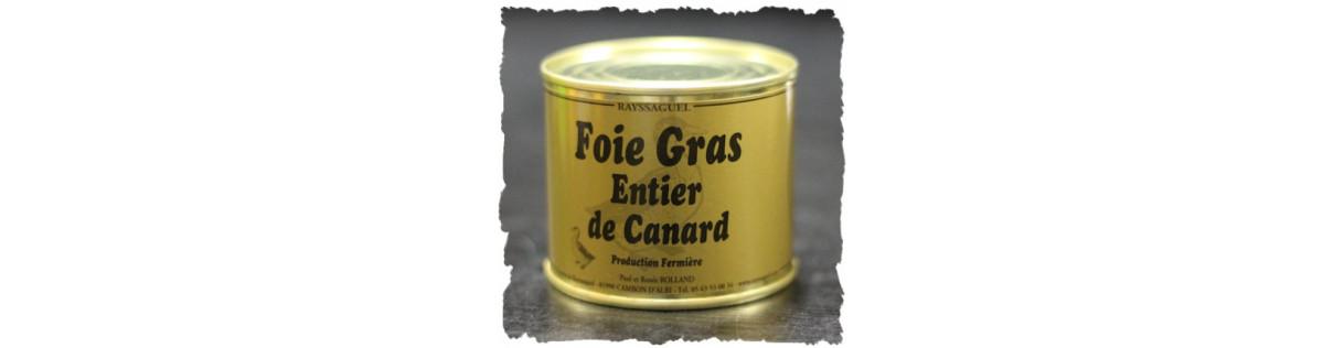 Foie gras entier Cuit